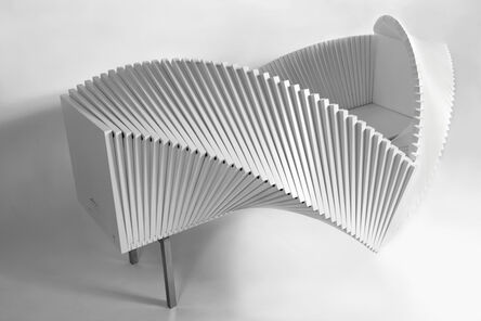 Sebastian Errazuriz, 'Wave Cabinet', 2014