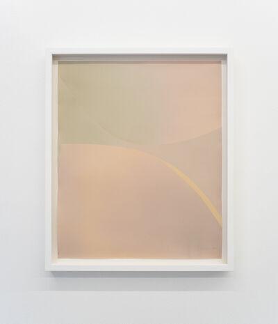 Rachelle Bussières, 'Parted (4 days, 5/24)', 2021