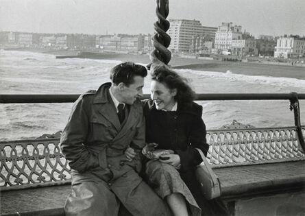 """Henri Cartier-Bresson, '""""Generations"""", East Sussex. Brighton, UK', 1951/1951c"""