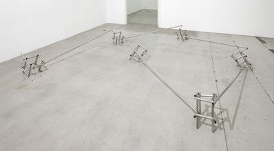"Richard Tuttle, '""Making Silver"", 5.', 2013"