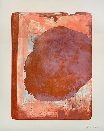 Helen Frankenthaler, 'Reflections II', 1995