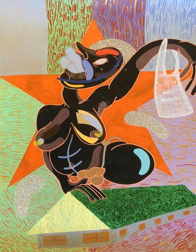 Theresa Chromati, 'Glory And The Plastic Bag', 2017