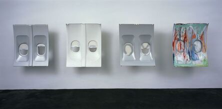 Isa Genzken, 'Da Vinci', 2003