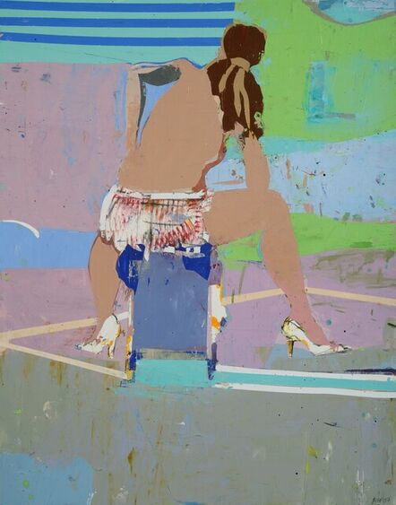 Kim Frohsin, 'Summer Scarf and Sound', 2007