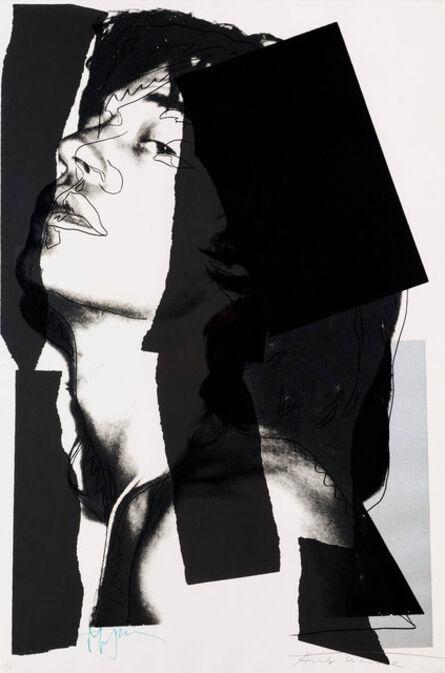 Andy Warhol, 'Mick Jagger (FS II.144)', 1975
