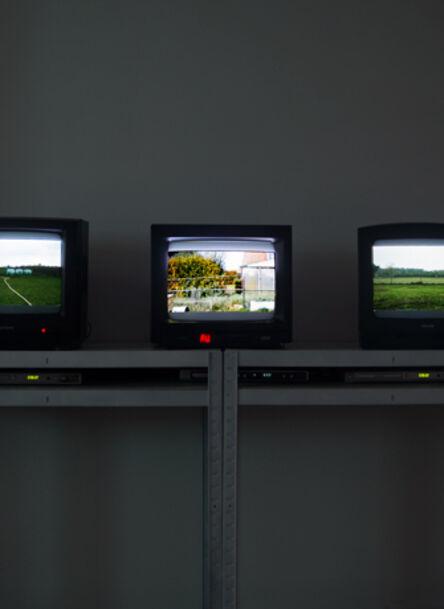 Hester van Tongerlo, 'Self-portrait - installation'