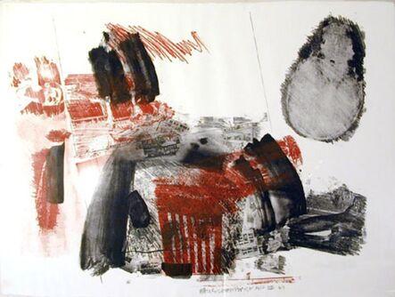 Robert Rauschenberg, 'Test Stone 3', 1967