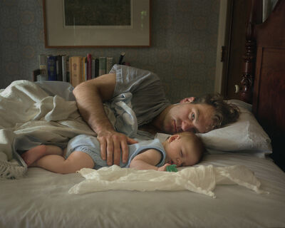 Jessica Todd Harper, 'Christopher with Nicholas', 2008