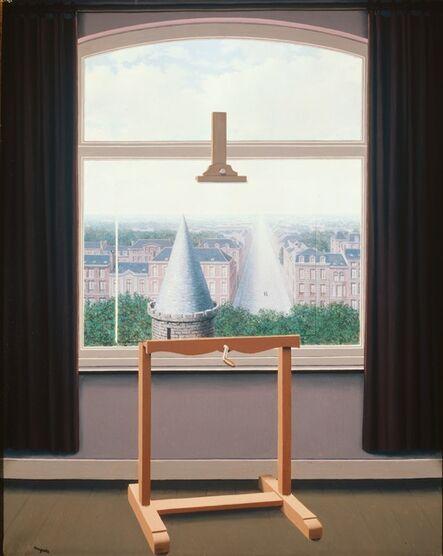 René Magritte, 'Les Promenades d'Euclide', 1955