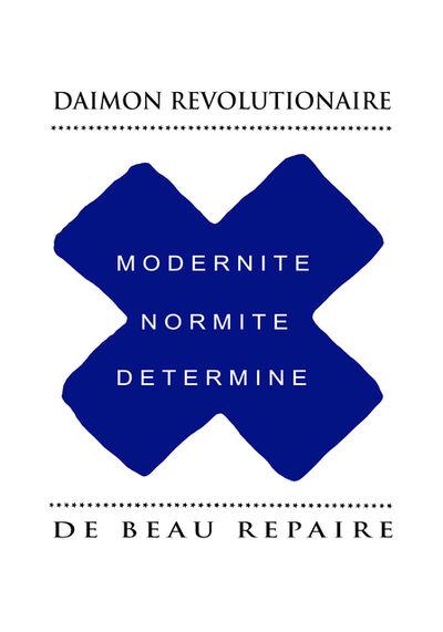 Thomas Feuerstein, 'Daimon Revolutionaire', 2009