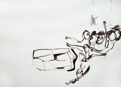 Lydia Janssen, 'Sketch (Alor)', 2018