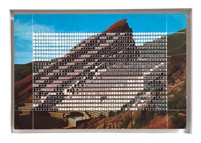 Nina Tichava, 'Borrowed Landscapes Study No.53/Colorado, Red Rocks Amphitheatre', 2017