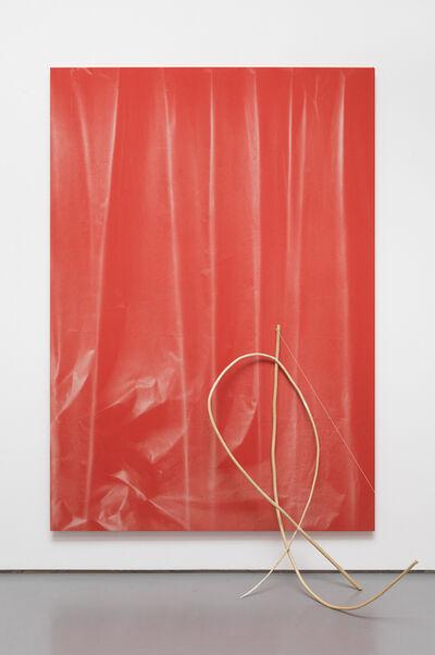 Ulla von Brandenburg, 'Folds and Dowsers', 2015
