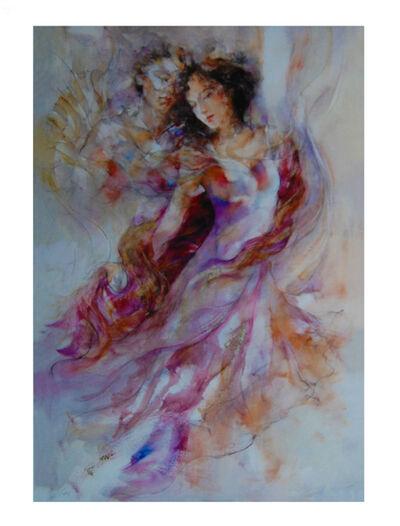Gary Benfield, 'Purple Shawl', 2009
