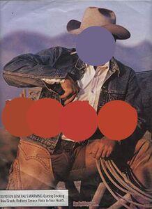 Daniel van Straalen, 'Cowboy #4', 2015
