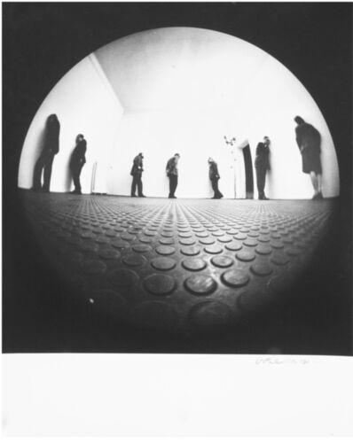 Luca Maria Patella, 'Muri parlanti', 1971
