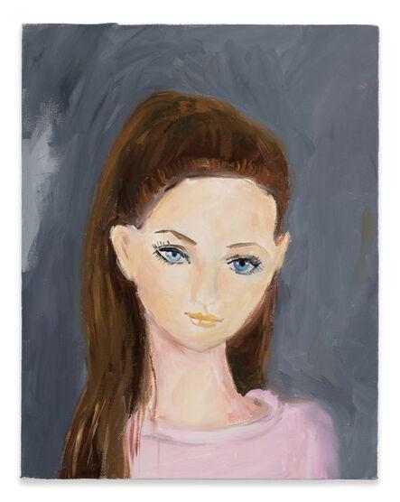 Karen Kilimnik, 'Tiffany on the way to ballet class in January', 2011