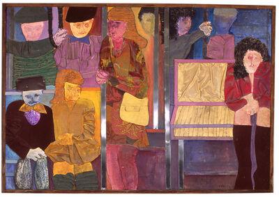 Teresa Nazar, 'The Bus', 1975