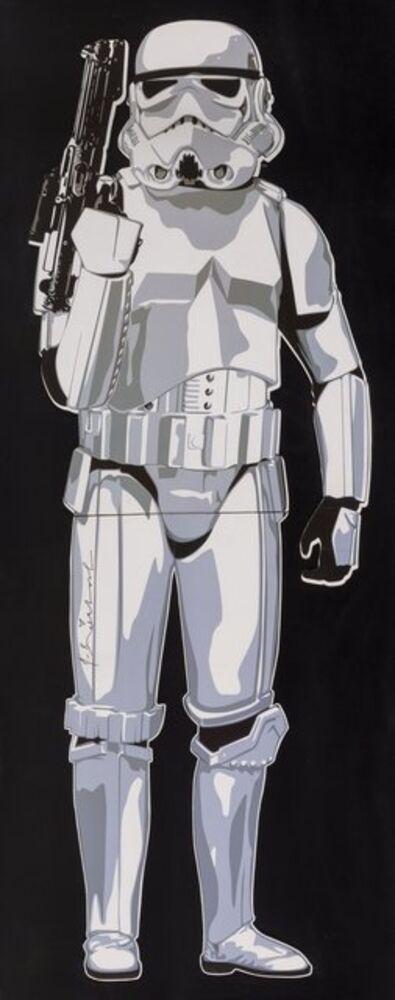 Mr. Brainwash, 'Storm Trooper', 2011