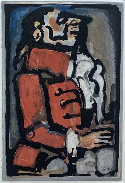 Georges Rouault, 'Laquais (Lackey)', 1937