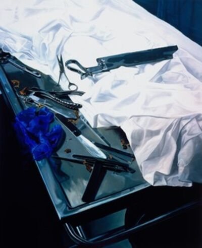 Damien Hirst, 'Dissection Table with Tools', 2002-2003