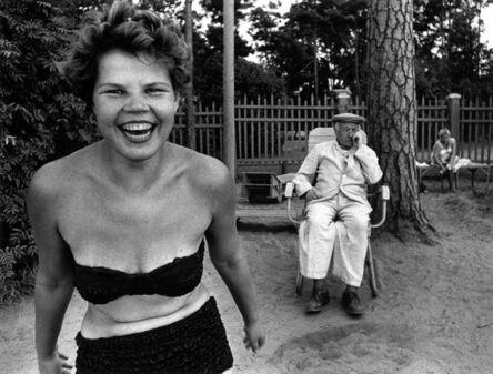 William Klein, 'Bikini, Moscow', 1959