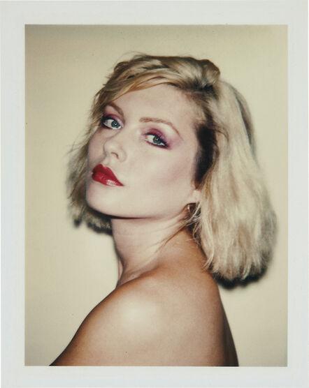 Andy Warhol, 'Debbie Harry', 1980