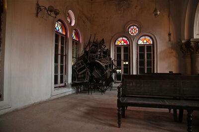 Prabir Purkayastha, ''Time Passages', Maghen David Synagogue, North Calcutta', 2011
