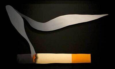 Tom Wesselmann, 'Smoking Cigarette #2', 1980