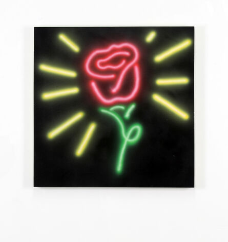 Matthew Uebbing, 'An Excited Young Rose', 2020