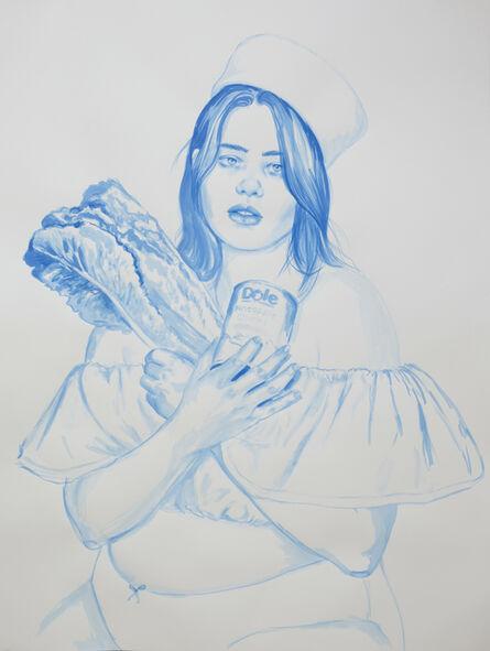 Chloe Wise, 'Minibar Mistress', 2017