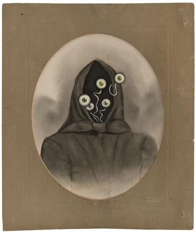 Jana Paleckova, 'Untitled (Cloaked Figure with Five Eyes)', 2015