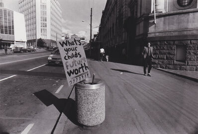 Gil Hanly, 'After Unemployment Demo', 1970-1999