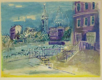 Jean Dufy, 'Montmartre', 1958