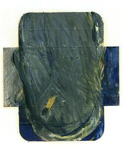 Rolf Iseli, 'Autoportrait', 1970