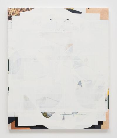 Kevin Appel, 'Composite 20 (paper trail)', 2017