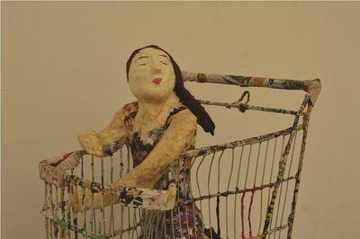 Aysel Alver, 'The Shopping Car', 2013