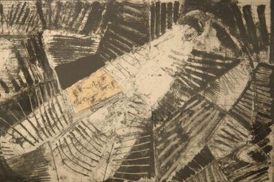 Miquel Barceló, 'Lampe de Bibliotheque', 1986