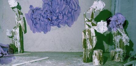 Thibault Hazelzet, 'L'atelier Calais #20', 2014
