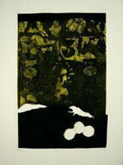 Antoni Clavé, 'Bleu Et Noir', 1968