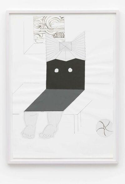 Judith Hopf, 'Waiting Laptop', 2016