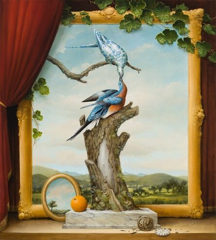 Kevin Sloan, 'Birds of America: The Ascension of Martha', 2014