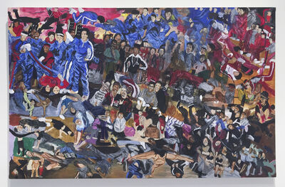 Jaither West, 'The History of Breakdancing', 2016
