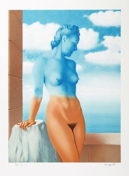 René Magritte, 'La Magie Noire', 2010