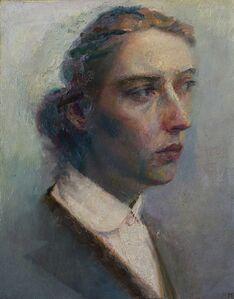 Paul Fenniak, 'Portrait of Michèle Fenniak', 2017
