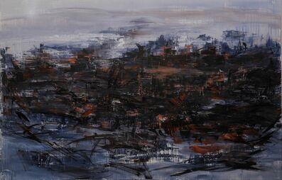 Zhou Lian Hua, 'THE DYNAMIC OF DESIRE AND CONSCIENCE (心性之亂)'