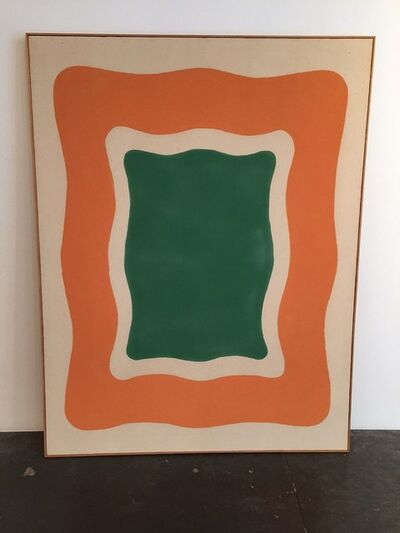 Paul Feeley, 'Ancha', 1963