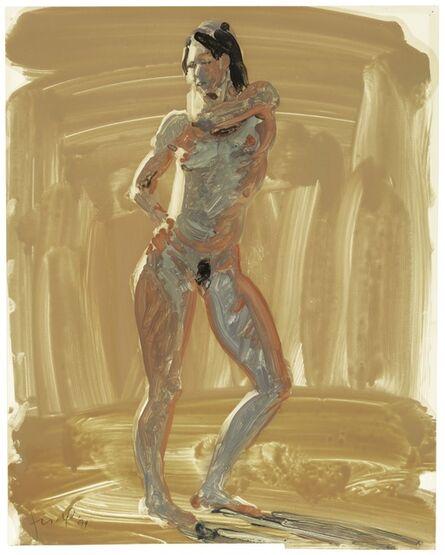 Eric Fischl, 'Untitled (Bather)'