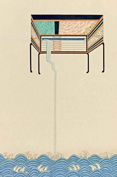 Seongmin Ahn, 'Miraculous Drawer Waterfall', 2014