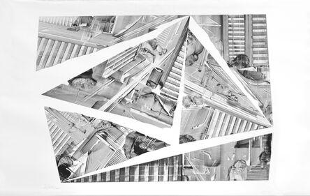 Driss Ouadahi, 'Crystal 2', 2015